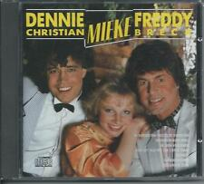 DENNIE CHRISTIAN, MIEKE FREDDY BRECK - CD Album 16TR (K-TEL) 1986 HOLLAND RARE!
