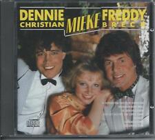 DENNIE CHRISTIAN, MIEKE FREDDY BRECK - CD Album 16TR (K-TEL) 1986 HOLLAND RARE!