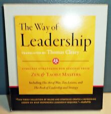 Thomas Cleary: The Way of Leadership 4-CD Audiobook 2009