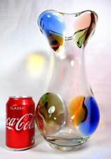 Mid-Century Modern Multi Bohemian & Czech Art Glass