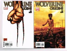 WOLVERINE ORIGINS #10 Regular & Suydam Variant Pair 1st Daken 2007 X-Men Blue
