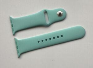 Original Apple Uhr Sport Band Marine Grün 42mm/44mm (Klein / Mittel)