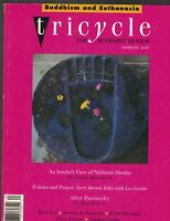 Tricycle Magazine Buddhist Review Winter 1992 Jerry Brown Stephen Levine