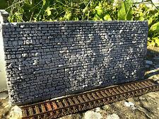 muro di contenimento per plastici e diorami ferroviari scala h0 ART. M16