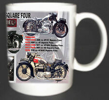 ARIEL SQUARE FOUR MOTOR BIKE MUG LIMITED EDITION NEW
