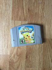 Hey You, Pikachu Nintendo 64 N64 Game Cart NG1