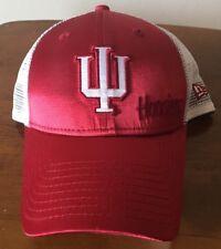 promo code 03c08 551b0 Indiana Hoosiers New Era Women s Snap Back Hat