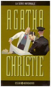 (Agatha Christie) La serie infernale 1996 Mondadori Oscar 900 1444