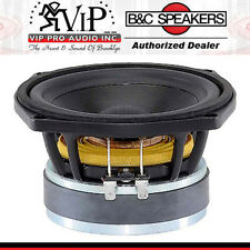 "B&C 5Fg44 5"" Low Frequency 200Watts Mid-Range 8-ohms Speaker Frequency 63-6000Hz"