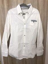 Men's Casual Shirt Button Down Slim Fit Long Sleeve Formal Shirts