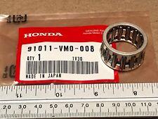 ATC250R FL250 CR250R TLM220 Honda New Con Rod Big End Bearing RED 91011-VM0-008
