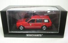 1/43 Minichamps Opel Kadett D Caravane Pompier FW Dortmund