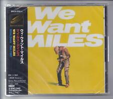 MILES DAVIS We Want Miles 2 cd JAPAN jewelcase CD DSD mastering SRCS 9763-4 NEW