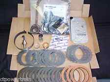 400 TH400 THM400 3L80 Super Master Rebuild Kit High Energy Carbon Friction Disc
