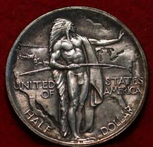 1926-S San Francisco Mint Oregon Trail Silver Comm Half