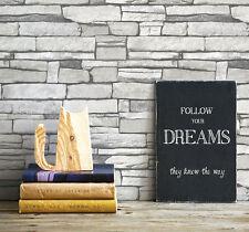 Stone Brick Contact Paper Decorative Countertop Cabinet Self Adhesive Wallpaper