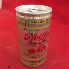 Vintage Pfeiffer empty beer can, pop tab, 12 oz, aluminum