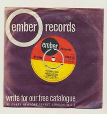 Chad Stewart & Jeremy Clyde - Yesterday's Gone / Lemon Tree Ember S180   (1963