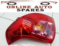 Suzuki Swift RS Hatchback Rear Tail Light Passenger Left Side Nearside NSR