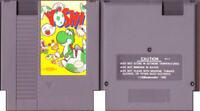 Yoshi - NES Nintendo - Tested - Cartridge Only