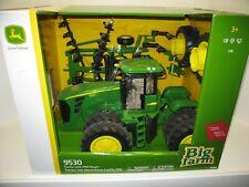 1/16 JOHN DEERE 9530 w/2700 RIPPER NIB BIG FARM SERIES for KIDS