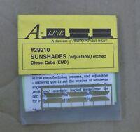 A-Line Model Train Items (Select One)  NIP