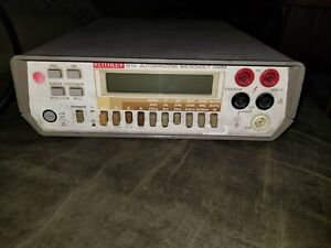 KEITHLEY 197A AUTORANGING MICROVOLT DMM