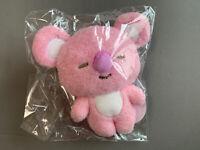 BTS BT21 plush toy KOYA  [Japan only] Pink color