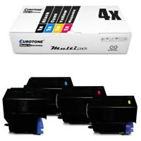 4x Eco Cartridge for Canon Imagerunner C-2880-V C-2880-i C-3580-i C-3380-i
