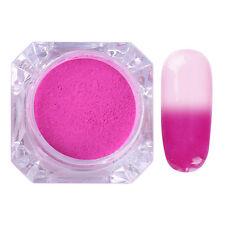 BORN PRETTY Thermal Temperature Color Changing Glitter Powder Nail Art Pigment