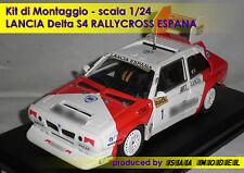 LANCIA DELTA S4 - Rallycross Espana 1/24 1 24 rally cross Kit by SAA MODEL