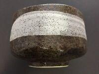 Matcha Green Tea Bowl Chawan Hagoromo Mino Ware Japanese Pottery MADE IN JAPAN
