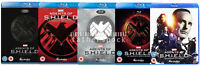 MARVEL'S AGENTS OF SHIELD Seasons 1-5 [Blu-ray] Complete Series S.H.I.E.L.D.