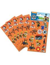 Paw Patrol Boys Party Stickers (6 Sheets) - Loot Bag Fillers