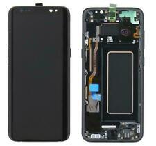Samsung GH97-20457A Schermi LCD con Vetro Touchscreen per Samsung Galaxy S8 - Nero