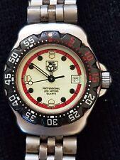 ladies tag heuer f1 watch formula 1 vintage