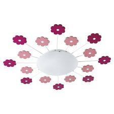 Childrens Flowers Ceiling or Wall Light-Glows in the dark Novelty kids Light