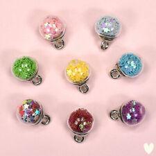 DRESS IT UP Buttons Rainbow Mini Bubbles 10526 - Christmas Baubles Tree