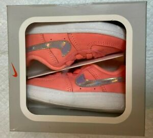 Nike baby Force 1 Crib (CB)  Size 4C