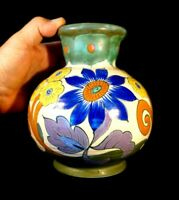 Beautiful Vintage Gouda Vase