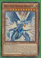Yugioh - Blue-Eyes Shining Dragon - 1st Edition Card