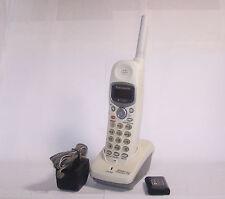 panasonic kx-tga230w 2.4ghz cordless expan handset for kx-tg2352w kx-tg2730