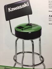 Kawasaki Barstool With Backrest