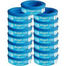 Angelcare - Set di 15 rotoli di sacchetti per sistema di smaltimento pannolini
