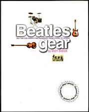 Beatles Gear: All the Fab Four's Instruments, from Stage to Studio DJ1stHB w/PIX