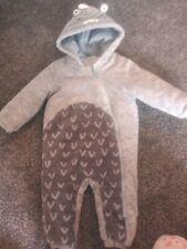 Bebé Niños precioso traje para nieve 12-18 meses siguientes Excelente Estado