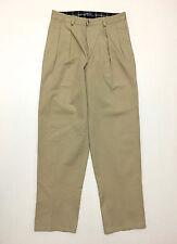 POLO RALPH LAUREN Pantaloni Uomo Cotone Golf Cotton Man Pant W30 - Sz.44 - Tg.S