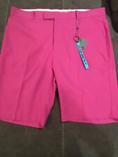 G Fore Men's Golf Shorts. BRAND NEW with Tags. Solid Pink. Size 36.