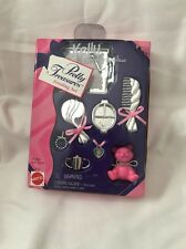 1996 Kelly Pretty Treasures Feeding Set #16331 Barbie Baby Accessories