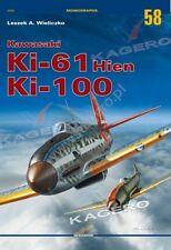Kagero Monographs 58: Kawasaki Ki-61 Hein & Ki-100